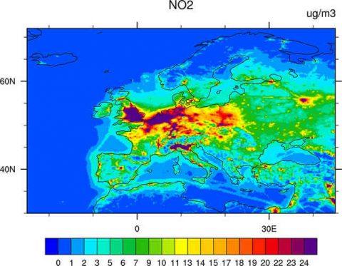 Il Sistema Modellistico MINNI di ENEA per il monitoraggio dell'inquinamento atmosferico in Europa