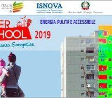 Summer School in Efficienza Energetica 2019, Roma, 24 – 28 giugno 2019