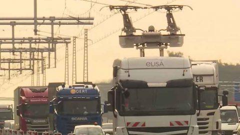 eHighway per camion ibridi in Germania