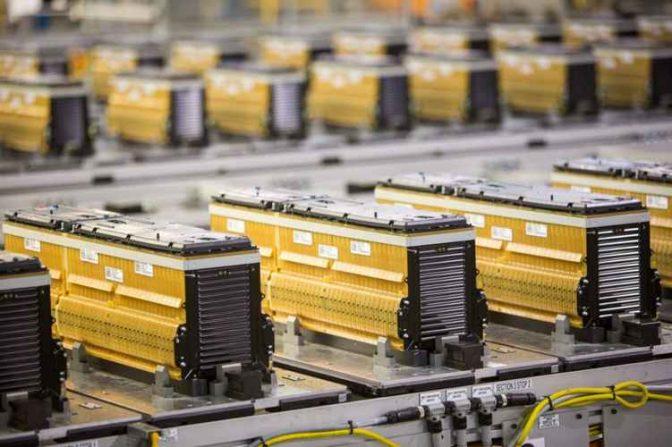 Gigafactory di batterie in Svezia