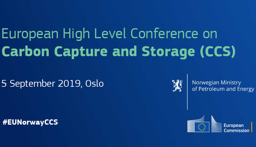 European High Level Conference on Carbon Capture and Storage (CCS)