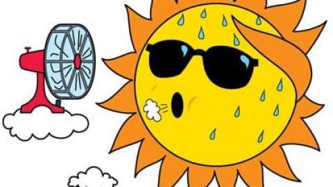 Clima in Italia nel 2018: caldo ed eventi estremi