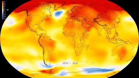 No alle false informazioni sul clima. Il riscaldamento globale è di origine antropica: lettera aperta del fisico Roberto Buizza