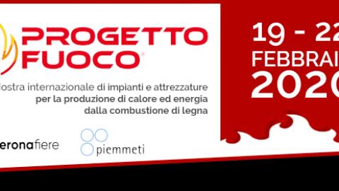 Progetto Fuoco 2020, Verona, 12 – 22 febbraio 2020