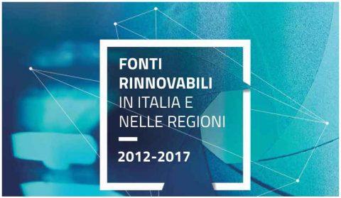 GSE: Fonti rinnovabili in Italia e nelle regioni 2019