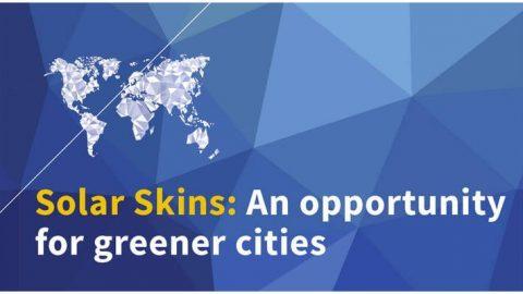Solar Skins, il fotovoltaico integrato degli edifici ( BIPV )