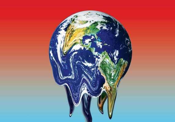 Temperature in aumento con il cambiamento climatico