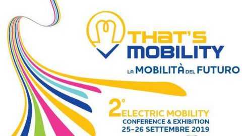 That's Mobility 2019, Milano, 25 – 26 settembre 2019