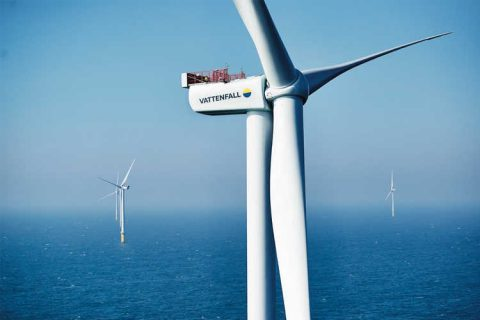 Horns Rev 3: nuova wind farm offshore per la Danimarca