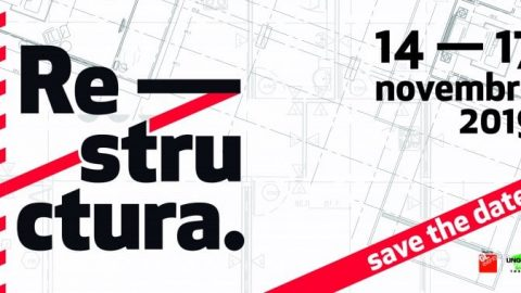 Restructura 2019, Torino, 14 – 17 novembre 2019