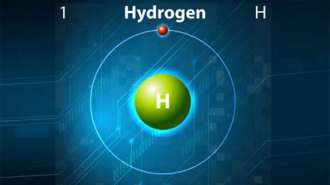 Idrogeno: attualmente solo il 4 % è green