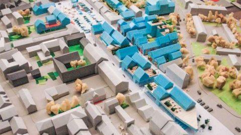 Un miliardo di Euro per la Rinascita urbana