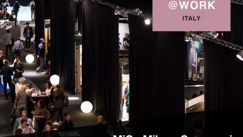 Sesta edizione di Architect@Work Milano, 13 – 14 novembre 2019