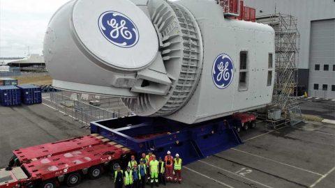 Haliade-X, turbina eolica da record per il porto di Rotterdam
