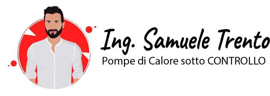 Ing. Samuele Trento - specialista Pompe di Calore