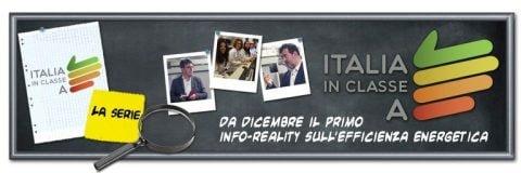 Italia in classe A – La serie, è il primo info-reality sull'efficienza energetica