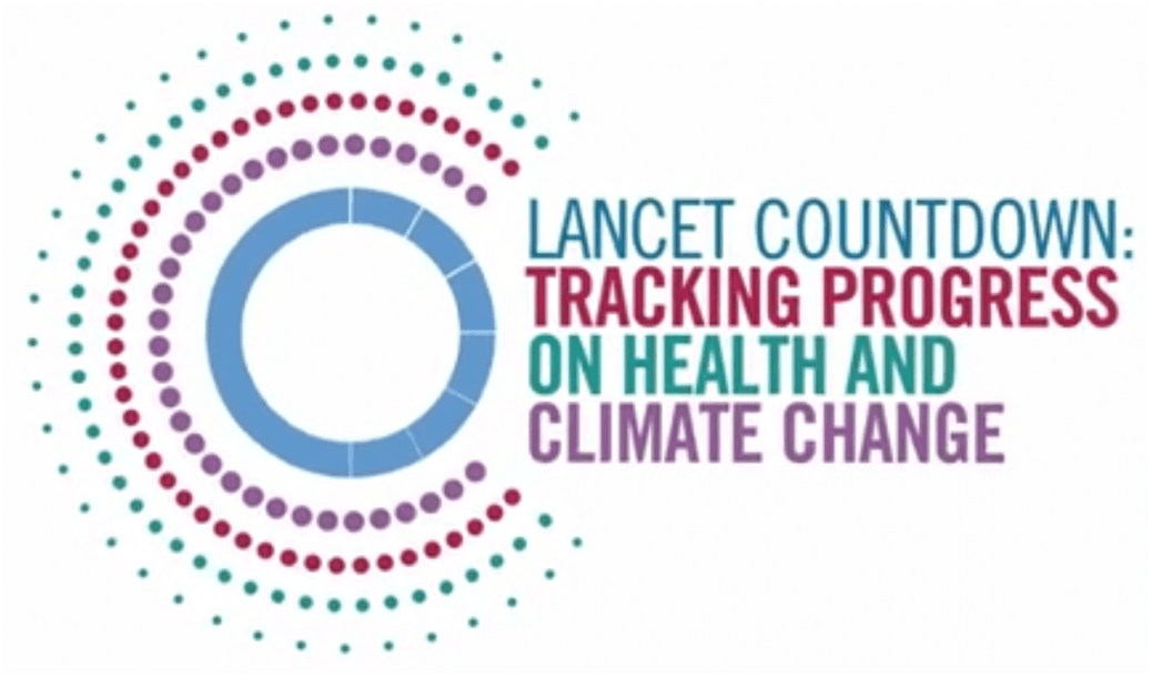 The Lancet coundown 2019