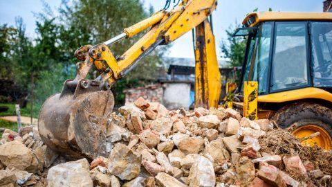 Gli scarti dell'edilizia hanno nuovo vita con CONDEREFF