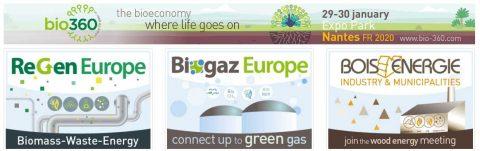 Bio 360 Europe, Nantes 29 – 30 gennaio 2020