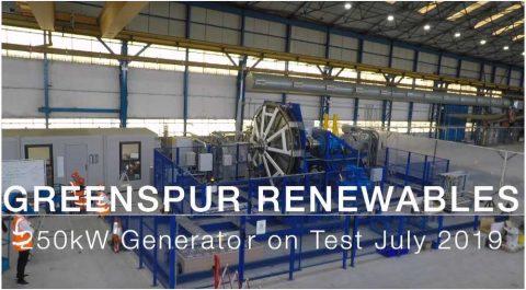 GreenSpur: generatori a magneti permanenti privi di terre rare da 20 MW disponibili entro tre anni