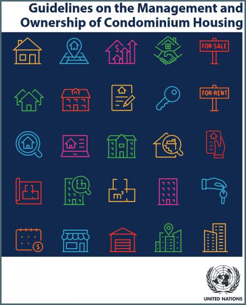 Guidelines on the Management and Ownership of Condominium Housing, un documento dell'ONU sul condominio del futuro