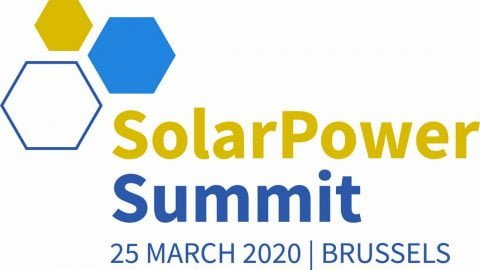 SolarPower Summit, Bruxelles, 25 marzo 2020