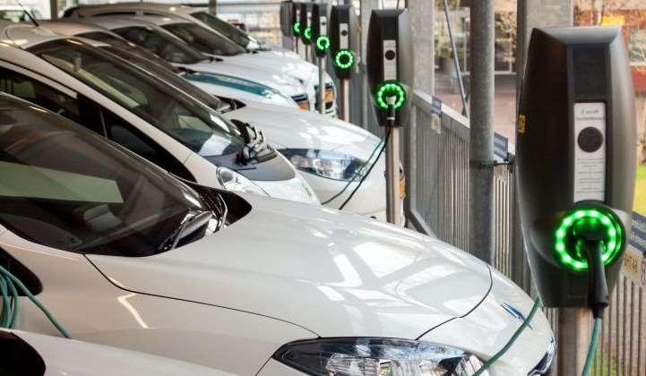 Ricarica veicoli elettrici EV