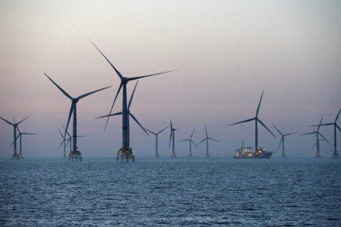 L'Europa ha installato 3,6 GW di nuova capacità eolica offshore nel 2019