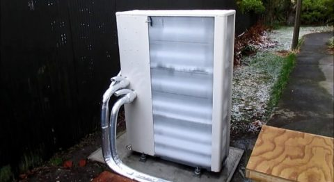 La tua Pompa di Calore sta congelando? Suggerimenti per farla funzionare di nuovo