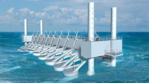 Energia dal mare: Italia leader nell'area mediterranea per tecnologie e investimenti pubblici