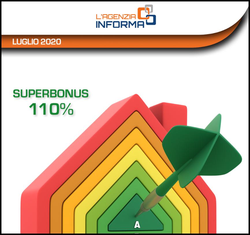 Guida superbonus 110 agenzia entrate