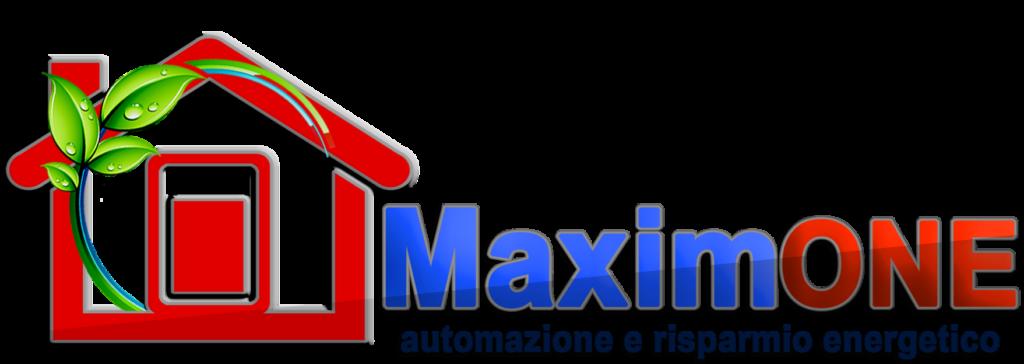 MaximOne risparmio energetico - logo