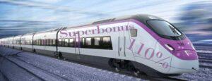 Treno Superbonus 110