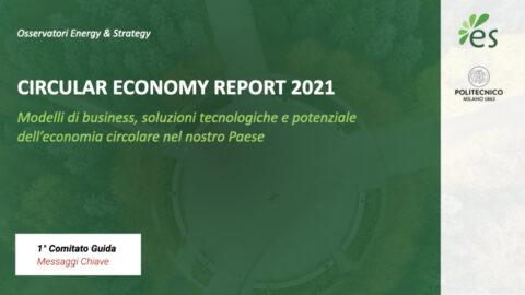 Circular Economy Report 2021