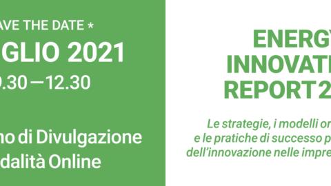 Energy Innovation Report