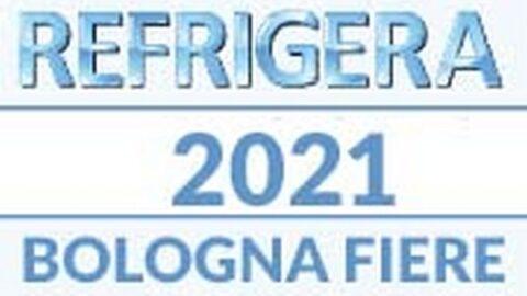 Refrigera 2021, Bologna, 3 – 5 novembre 2021