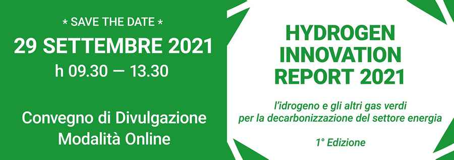 Hydrogen Innovation Report 2021