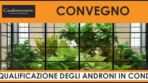 La riqualificazione degli androni in condominio, Milano, 8 settembre