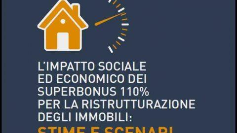 L'impatto sociale ed economico del Superbonus 110% secondo il Consiglio Nazionale degli Ingegneri
